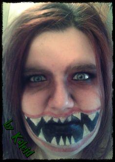 Monster make up