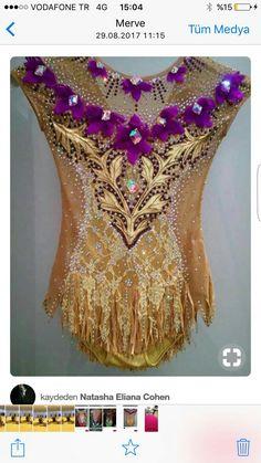 Gymnastics Suits, Rhythmic Gymnastics Leotards, Figure Skating Dresses, Vintage Circus, Dance Outfits, Dance Costumes, Dance Wear, Body, Vestidos