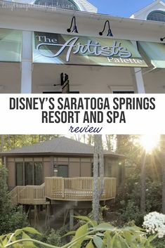 There are so many perks and benefits to staying on site at Walt Disney World. One of my favorite resorts? Saratoga Springs Resort and Spa! Here is my complete review to help you determine if this resort is the right fit for your vacation! #disneyworld #wdw #waltdisneyworld | disney tips | disney vacation | disney secrets | saratoga springs | disney resort Disney Vacation Club, Disney Vacation Planning, Disney World Planning, Disney Vacations, Disney Travel, Family Vacations, Family Travel, Cruise Vacation, Vacation Destinations