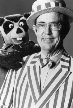 Mr. Peppermint.  Loved him.  Met him.  He gave me a transistor radio for reading the most books.  He just died.  I cried.  For real.