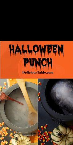 Halloween Snacks, Punch Halloween, Halloween Bebes, Fete Halloween, Halloween Tattoo, Halloween Cupcakes, Halloween 2020, Halloween Decorations, Halloween Recipe