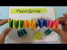 Teaching kids how to make a paper spring is always thrilling. Children ooh and ahh, and practically jump out of their seats when I show them what we'll be making. The only problem has been is that it takes up a big chunk of my teaching time, as only about 55% of the students (who…