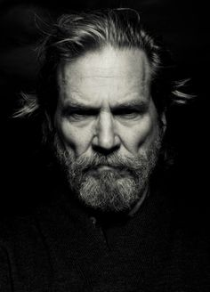 Jeff Bridges by Michael Muller