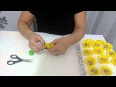 Aula 18 - Forminhas para doces em Papel de Seda - YouTube