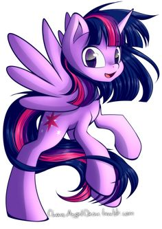 Twilight the Alicorn by ChaosAngelDesu on DeviantArt Magic Team, Queen Chrysalis, Princess Twilight Sparkle, Mlp Fan Art, Mlp Characters, Twilight Pictures, Kawaii, Mlp My Little Pony, Freedom Fighters