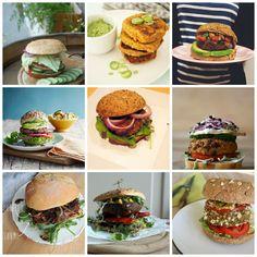 Vegetarische Burgers zelf maken | De Bakparade