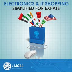 #Electronics & IT #shopping simplified for expats. When in #Dubai ,#shopping is a must-do for all expats coming here from across the world and #electronics is an important #section in this #shopping list. Situated close to #Dubai and #Sharjah airports, iMall is the ideal #technology #shopping #destination for expats visiting the #UAE .Wide range of latest products with best #deals ! To know more, call +971-55-9360002 or +971-56-3600601. Visit www.imalluae.com