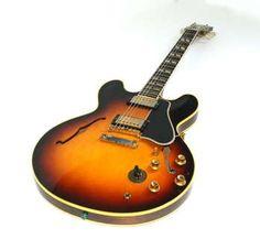 Gibson ES-345 TD 1960 #vintageandrare #vintageguitars #vandr
