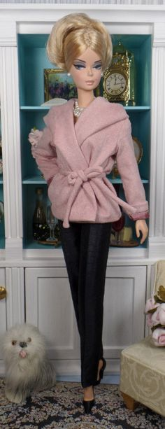 Autumn Pink | Matisse Fashions and Doll Patterns