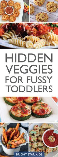 hidden veggies