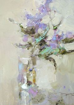 Russian artist Veronika Lobareva