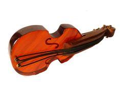 Vintage Bakelite Violin Pin. 1940s USA. Fantastic by decotini, $185.00