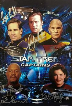 Trek Captains