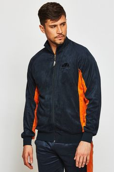 Next day Delivery In Ireland at no extra cost. Kings Man, Ellesse, Street Wear, Bomber Jacket, Man Shop, Jackets, Shopping, Tops, Italia