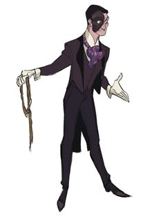 PHANTOM OF THE OPERA #3 PROCESS SKETCHES: PHANTOM I probably have done more sketches for him compared to the other characters (omg and these sketches are so old!). I originally wanted to give him more of a 'serpent' look with lots of curves and...