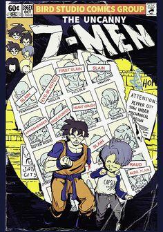 Uncanny Z-Men