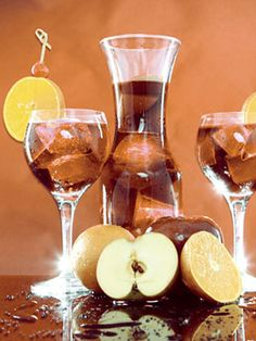 HAPPY CINCO DE MAYO RECIPES ... The Secret to Perfect Sangria Recipe ~ INGREDIENTS: Whether you make red or white, you can use this same formula: Wine  - Orange juice - Club soda - Superfine sugar - Lemon, lime and/or orange slices