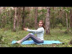 Pilates. Practica para Fortalecer el Suelo de la Pelvis en Hombres y Mujeres. - YouTube