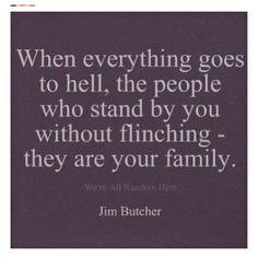 ...true family!