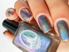 Enchanted Polish Kids, Time to Pretend collection #nails #glitter #polish - bellashoot.com