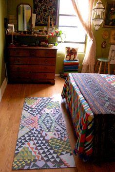 Day Tripper floor mat