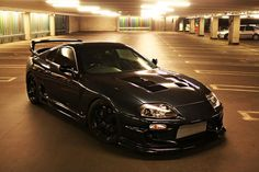 JDM Monster (possibly Toyota Supra)                                                                                                                                                                                 Mais