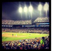 Night Baseball on August 4.