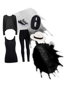 """""""Grunge town"""" by rainbowesque ❤ liked on Polyvore"""