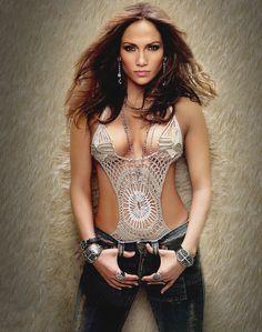 I wish I had her body!