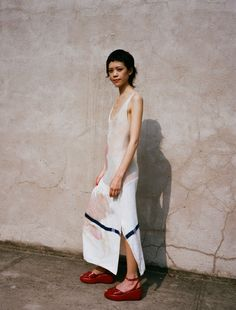 Sophie Andes Gascon Towel Dress