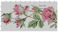 1 million+ Stunning Free Images to Use Anywhere Easy Cross Stitch Patterns, Simple Cross Stitch, Cross Stitch Rose, Cross Stitch Embroidery, Rico Design, Free To Use Images, String Art, Hobbies And Crafts, Needlework