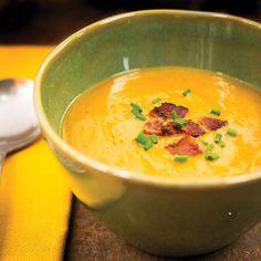 Paleo sweet potato soup