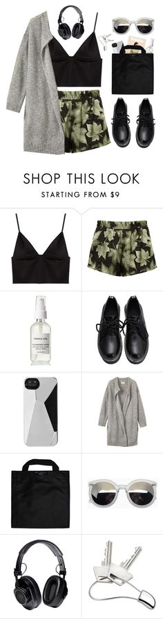 """#875"" by maartinavg ❤ liked on Polyvore featuring T By Alexander Wang, Topshop, Marc by Marc Jacobs, Toast, Black+Blum, Proenza Schouler and Georg Jensen"