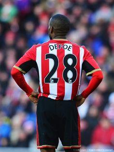 Jermain Defoe Sunderland Football, Sunderland Afc, Soccer Players, Club, Sports, Legends, Number, Collection, Soccer