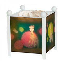 Trousselier Magische Laterne Nachtlicht Lampe Sophie die Giraffe - Bonuspunkte sammeln, auf Rechnung bestellen, DHL Blitzlieferung!