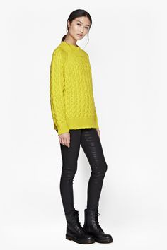 Glinka Knits High Neck Jumper - New Arrivals - French Connection