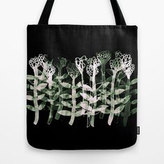 available on Society6: http://society6.com/product/watercolor-flowers-on-black_bag#26=197