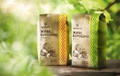 Yarovita | Live flour Yarovita is the first Ukrainian wholegrain flour preserving the maximum amount of useful components