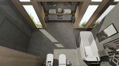 Praca konkursowa z wykorzystaniem mebli łazienkowych z kolekcji KWADRO PLUS #naszemeblenaszapasja #elitameble #meblełazienkowe #elita #meble #łazienka #łazienkaZElita2019 #konkurs Bathroom, Design, Washroom, Bathrooms, Bath