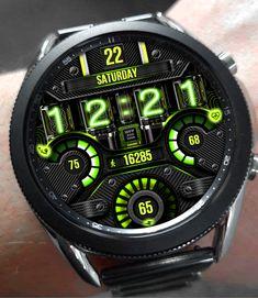 World Clock, Gear S3 Frontier, Watch Faces, Ui Ux, Smart Watch, Samsung Galaxy, Watches, Accessories, Luxury Watches
