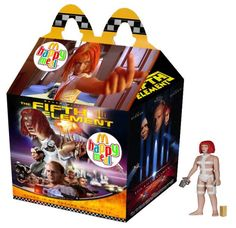 """""""The Fifth Element"""" Happy Meal"""