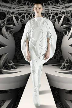 threeASFOUR F/W 2014 | futuristic | fashion