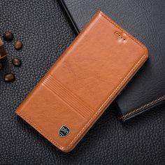 Vintage Magnet Genuine Leather Case For Samsung Galaxy A3 A310F A3100 / A5 A510F A5100 / A7 A7100 2016 Phone Cover