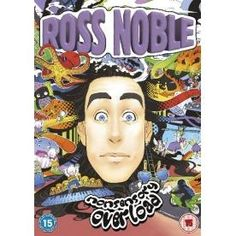 http://ift.tt/2dNUwca | Ross Noble - Nonsensory Overload DVD | #Movies #film #trailers #blu-ray #dvd #tv #Comedy #Action #Adventure #Classics online movies watch movies  tv shows Science Fiction Kids & Family Mystery Thrillers #Romance film review movie reviews movies reviews