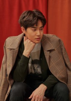 Suho Exo Winter Album [For you] 2017 Chanyeol Baekhyun, Park Chanyeol, K Pop, Tao, Exo 2017, Kim Joon Myeon, Kim Jong Dae, Exo Album, Xiuchen