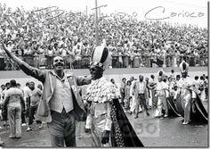 Carnaval 1978 - desfile da Mangueira