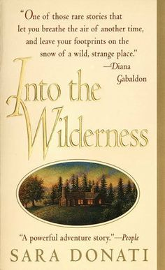 Into the Wilderness is a unique blend of history, action & romance set in 1792 during the American Revolutionary War period. Readers have described it as a mix between Diana Gabaldon's Outlander series & The Last of the Mohicans, and it's our bookclub pick for September 2014