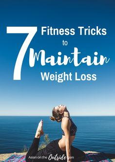 After losing 17 lbs, I know I needed to incorporate fitness into my lifestyle. These are the seven fitness tricks I use to maintain my weight loss. There are hundreds of different ways to stay fit, you just have to find the fitness tricks that work for you.