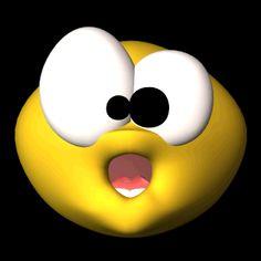 Smiley Animé, Free Smiley Faces, Smiley Face Images, Animated Smiley Faces, Funny Smiley, Funny Emoji, Emoji Faces, Funny Animal Memes, Animated Clipart