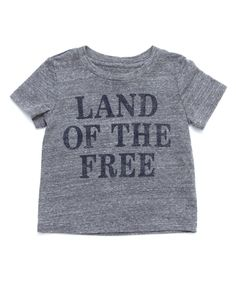 Baby Land of the Free - New In - Browse - baby boys | Peek Kids Clothing
